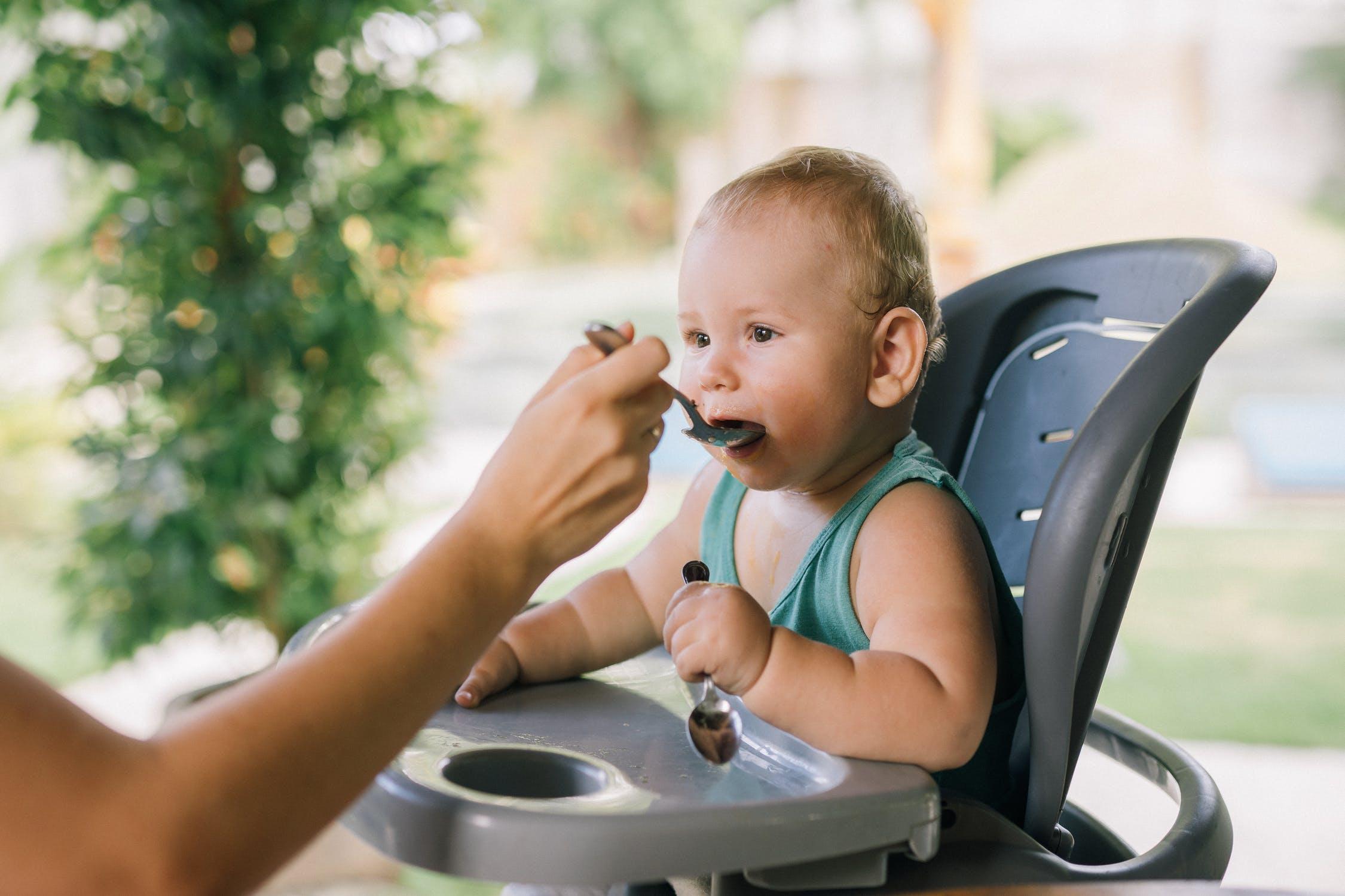 Bebeklerde Ek Gıda İçin Hangi Zeytinyağı Tercih Edilmeli?